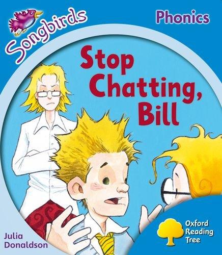 Stop Chatting, Bill