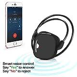 Bluetooth-Headset-kabellose-Kopfhrer-Wireless-Ohrhrer-mit-Mikrofon-Siri-Funktion-Sport-Kopfhrer-untersttzt-Multi-Punkt-Verbindung-kompatibel-mit-iPhone-iPad-Samsung-Galaxy-und-andere-Android-Smartphon