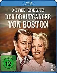 Der Draufgänger von Boston (John Wayne) [Blu-ray]