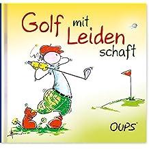 Golf mit Leidenschaft: Oups Minibuch