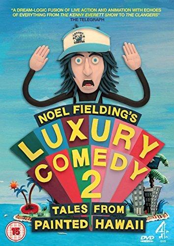 Luxury Comedy 2: Tales From Painted Hawaii [DVD] by Noel Fielding