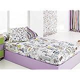 Cañete - Edredón ajustable KIDS cama 90