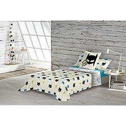 Iceberg juego de sábanas Superhero cama 90 cm