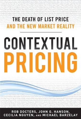 contextual-pricing-the-death-of-list-price-and-the-new-market-reality-business-books
