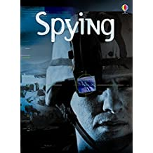 Spying (Usborne Beginners Plus) (Beginners Plus Series)