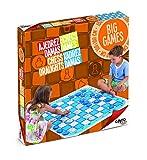 Cayro - Ajedrez-Damas Kids, juego de mesa gigante (159.0)