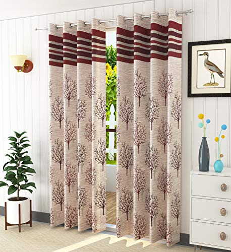 check MRP of jute window curtains Homefab India
