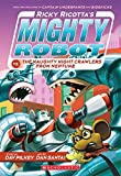 Ricky Ricotta's Mighty Robot vs. the Naughty Night Crawlers from Neptune (Book 8)