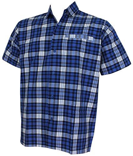 la-leela-100-coton-imprime-chex-de-bleu-plage-chemise-hawaienne-pour-les-hommes-l
