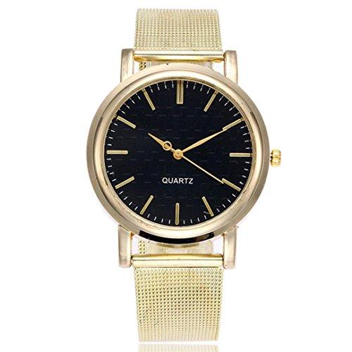 Reloj de Mujer Reloj para Hombres Moda Casual Negocio Deporte Cuarzo Banda  de Acero Inoxidable Mármol Correa de Reloj Cosa Análoga Reloj de Pulsera  LMMVP 59c29ed051eb