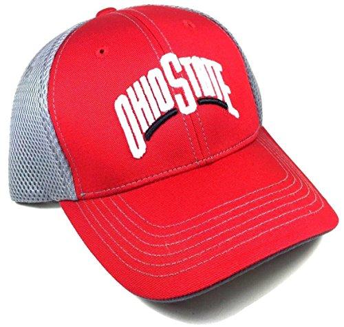 Blitz Mesh Ohio State Buckeyes verstellbar Hat (State Hoody Ohio)