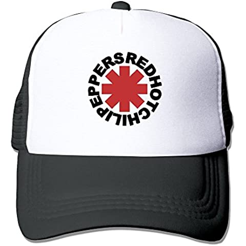 Unisex RHCP Red Hot Chili Peppers Baseball Caps Hats