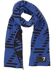 Emporio Armani EA7 Schal Herren Halstuch train graphic blu