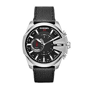 Diesel-Reloj-Analogico-para-Hombre-de-Cuarzo-con-Correa-en-Cuero-DZT1010