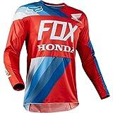 Fox Jersey 360 Honda, Red, Größe M