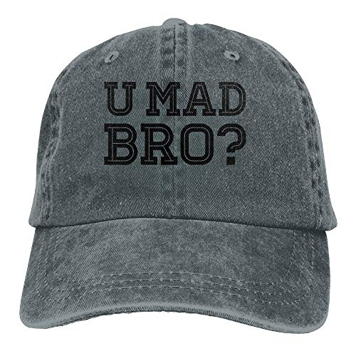 Preisvergleich Produktbild Like A Cool You MAD Story Bro Moustache Cowboy Hat Rear Cap Adjustable Cap