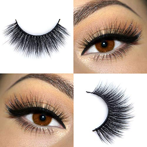 10 Pairs Makeup Handmade Fake Eyelashes Black Natural Long Thick False Eyelashes Eye Lashes Extension Makeup Beauty Tool Price Remains Stable False Eyelashes