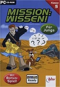 Mission: Wissen - 5. Kl. Jungen