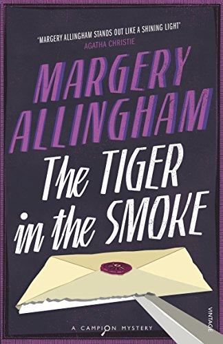 The Tiger In The Smoke (Vintage Heroes & Villians)