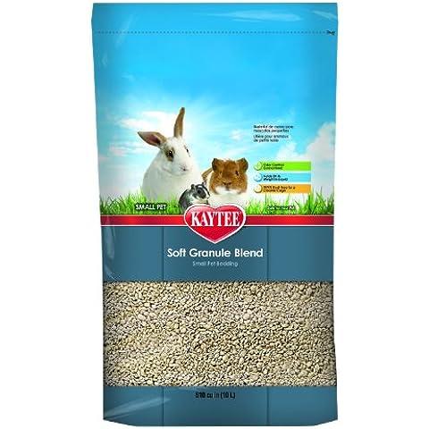 Kaytee Soft - sorbent Litter 10 Liter 6cs - 10 Litri Small Animal Bedding
