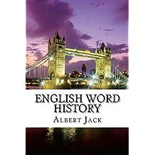 English Word History (English Edition)