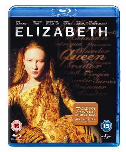 Elizabeth [Blu-ray] [UK Import]