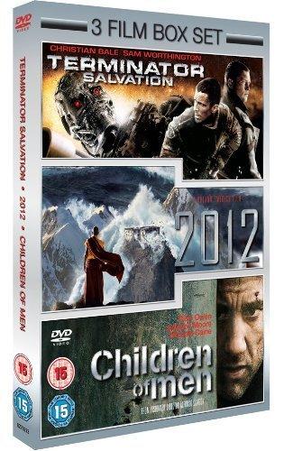 Terminator Salvation / 2012 / Children Of Men [Edizione: Regno Unito]