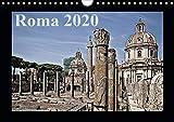 Roma (Wandkalender 2020 DIN A4 quer): Historische Stätten der italienischen Hauptstadt Rom (Monatskalender, 14 Seiten ) (CALVENDO Orte) -