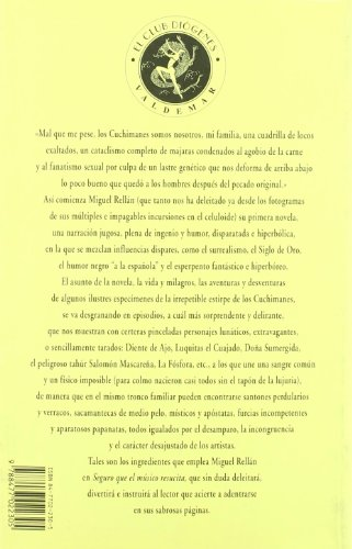 Seguro que el músico resucita (El Club Diógenes) por Miguel Rellán