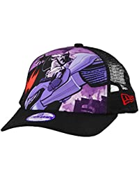 Gorra New Era – Trucker Junior Superheroe Batman negro