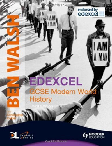 Edexcel GCSE Modern World History (History In Focus) by Walsh, Ben, Culpin, Christopher (2009) Paperback