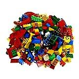 3 Kg Lego Duplo Basicsteine Sondersteine BAU Steine Kiloware zufällig bunt gemischt