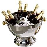 Champagnerkühler, Champagnerbowl, Sektschale, Champagnerschale Inhalt: 18 ltr - extra groß!