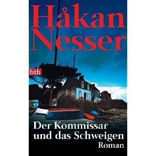 Der Kommissar und das Schweigen: Roman (Die Van-Veeteren-Krimis, Band 5)