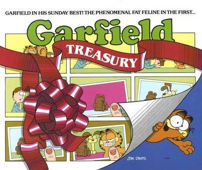 [The Garfield Treasury] (By: Jim Davis) [published: June, 1984]