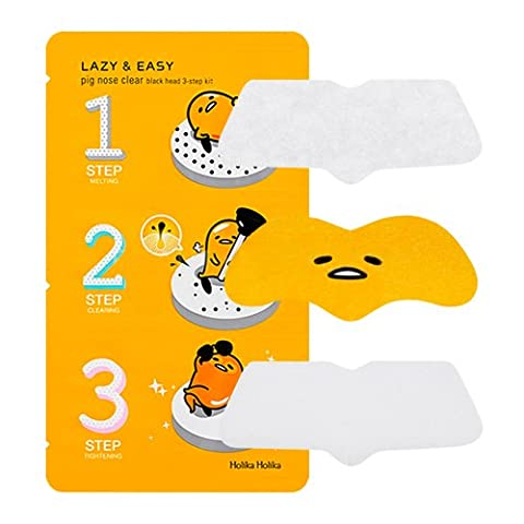 Pig Nose - (3 Pack) HOLIKA HOLIKA Gudetama Lazy &