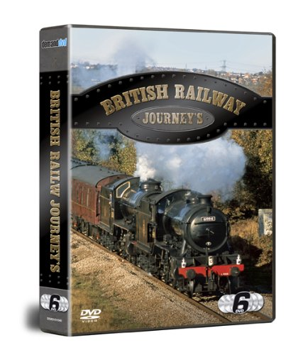 British Railway Journeys 6 DVD SET [UK Import]