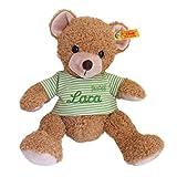 Steiff Knuffi Teddybär T-Shirt mit Ihrem Wunschnamen bestickt 28 cm happy friend 282232