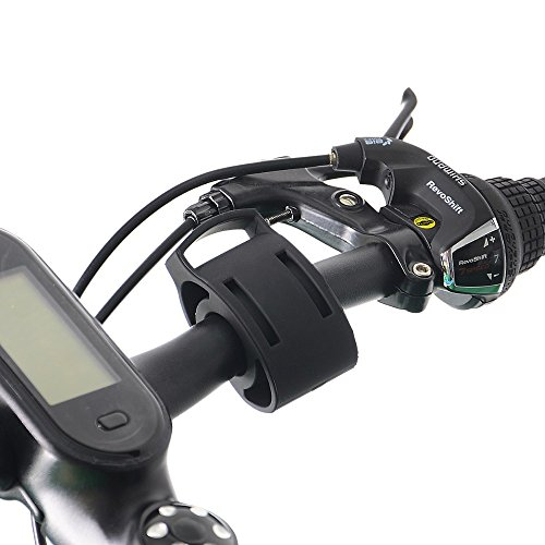 Price comparison product image 1stStop4All - NEW Handlebar Rail Bicycle Mount KIT Holder Stand for Garmin Forerunner 110 210 310XT 405 450CX 610 Watch GPS