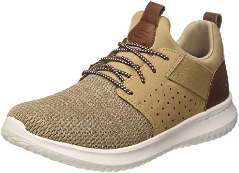 Skechers Delson-Camben, Zapatillas para Hombre  En línea Obtenga la mejor oferta barata de descuento más grande