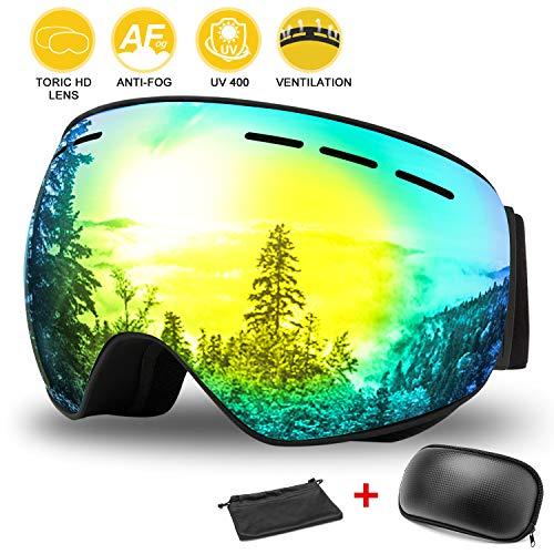 WOTEK Gafas de esquí
