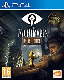 Little Nightmares - Deluxe Edition (B0765FF4LM) | Amazon Products