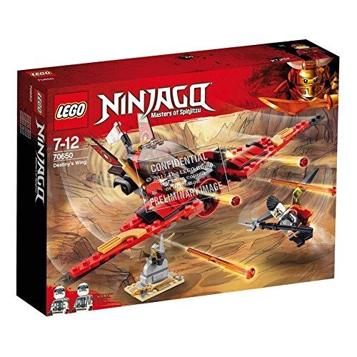 Unbekannt LEGO® NINJAGO® Flügel-Speeder, 181 Teile