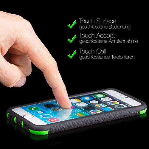 ICues aC53 360 degree écran tactile vert