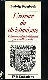 L'essence du christianisme - La Découverte - 11/02/1982