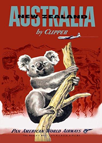 vintage-viaje-australia-y-nueva-zelandia-by-clipper-con-pan-am-250-g-m-tamano-a3