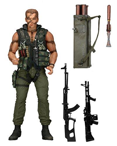 étoile des Images 42140 17,8 cm Commando 30e Anniversaire Ultime John Matrix Action Figure