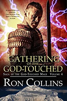 Gathering of the God-Touched (Saga of the God-Touched Mage Book 4) (English Edition) von [Collins, Ron]