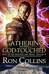 Gathering of the God-Touched (Saga of the God-Touched Mage Book 4) (English Edition)
