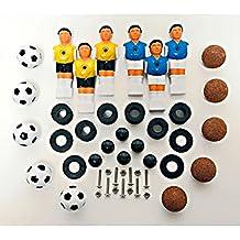 Tischfussball Fußball Ersatzteilset f. 70129